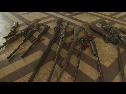 Alternance en RDC: au Kasaï, les miliciens rendent les armes