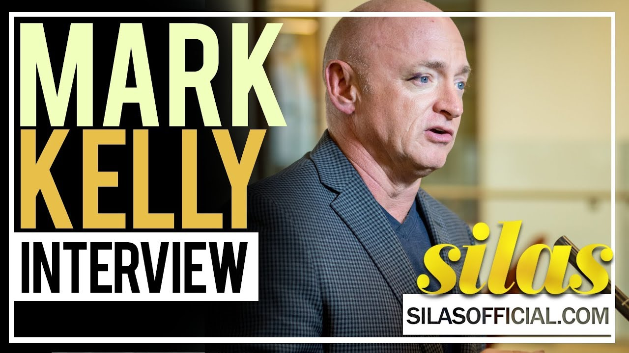Mark Kelly on Wife Gabrielle Giffords & The Future of ...