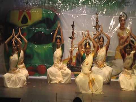 KCS Summer Dreams 2009 -  'Loka samastha sukhino bhavantu' Prayer dance