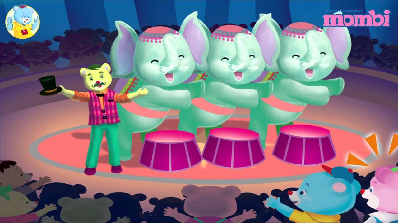9000 Gambar Animasi Hewan Sirkus Gratis Terbaru