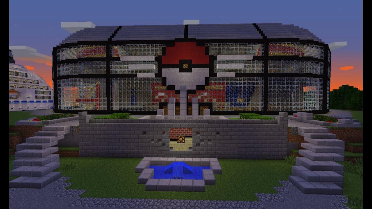 Pixelmon Buildings
