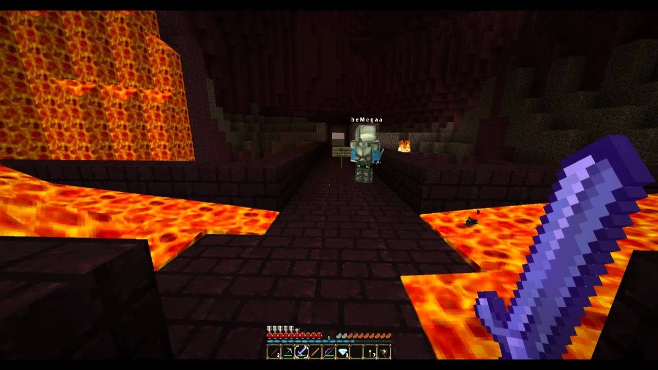 Minecraft Adventure Map