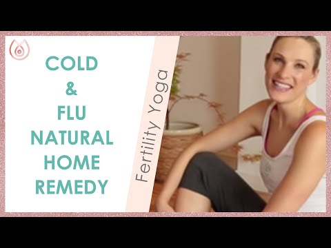 QiYoga - How To Remedy A Common Cold with Beginners Yoga
