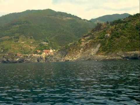 Viareggio to Monterosso Italy Boat Ride