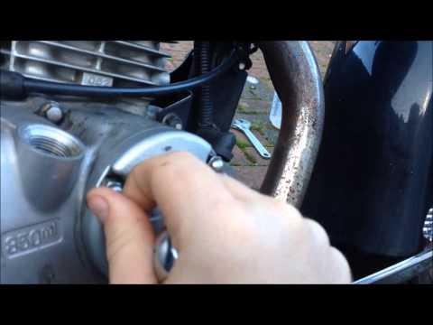 La relación del aceite y la gasolina para trimmera