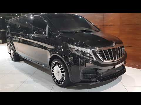 Mercedes Maybach Van review (Urdu)