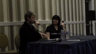 Hellsing Panel with FUNimation: Crispin Freemen on the Character of Alucard