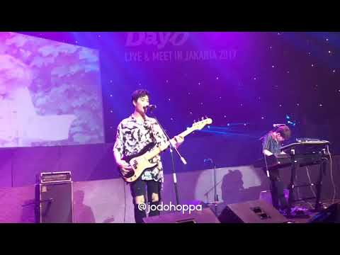 170826 DAY6 – WHAT CAN I DO (좋은걸 뭐 어떡해) - DAY6 LIVE AND MEET IN JAKARTA