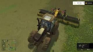 FARMING SIMULATOR 2015 NEW TEST MOD ROC RT 1000 by fmarco95