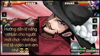 Gamer sah : Hướng dẫn kĩ năng cơ bản cho người mới chơi game P1 - Game Siêu Anh Hùng   Rankno1 TV