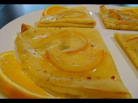 crÊpes-suzette-flambées-au-grand-marnier