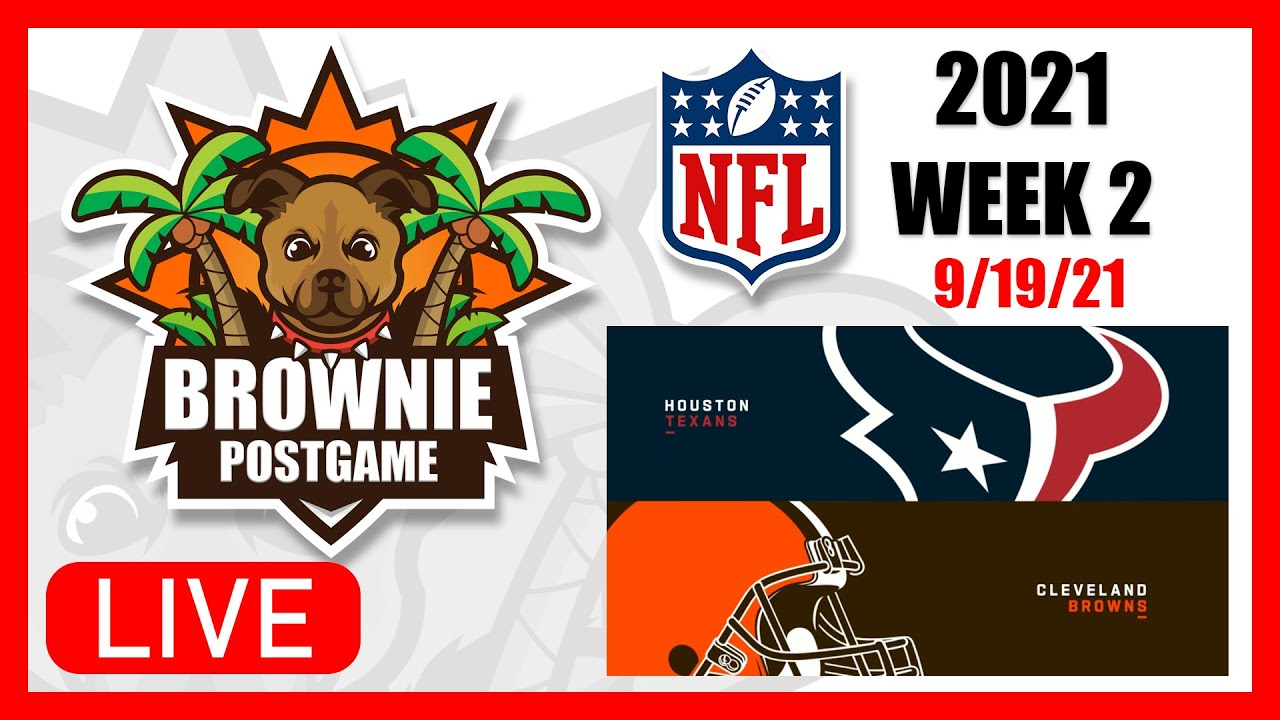 Watch Browns vs. Texans: TV channel, live stream info, start time