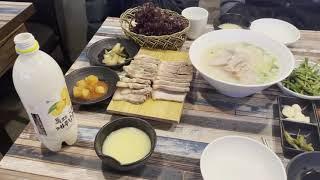 신촌 제주도 음식점 멘또롱(따뜻한)