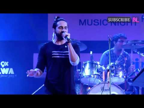 Mitti Di Khushbu Song Performance Ayushman Khurana | Closing Ceremony of Kala Ghoda Arts Festival