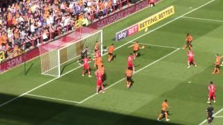 HIGHLIGHTS | Bristol City 3-1 Wolves