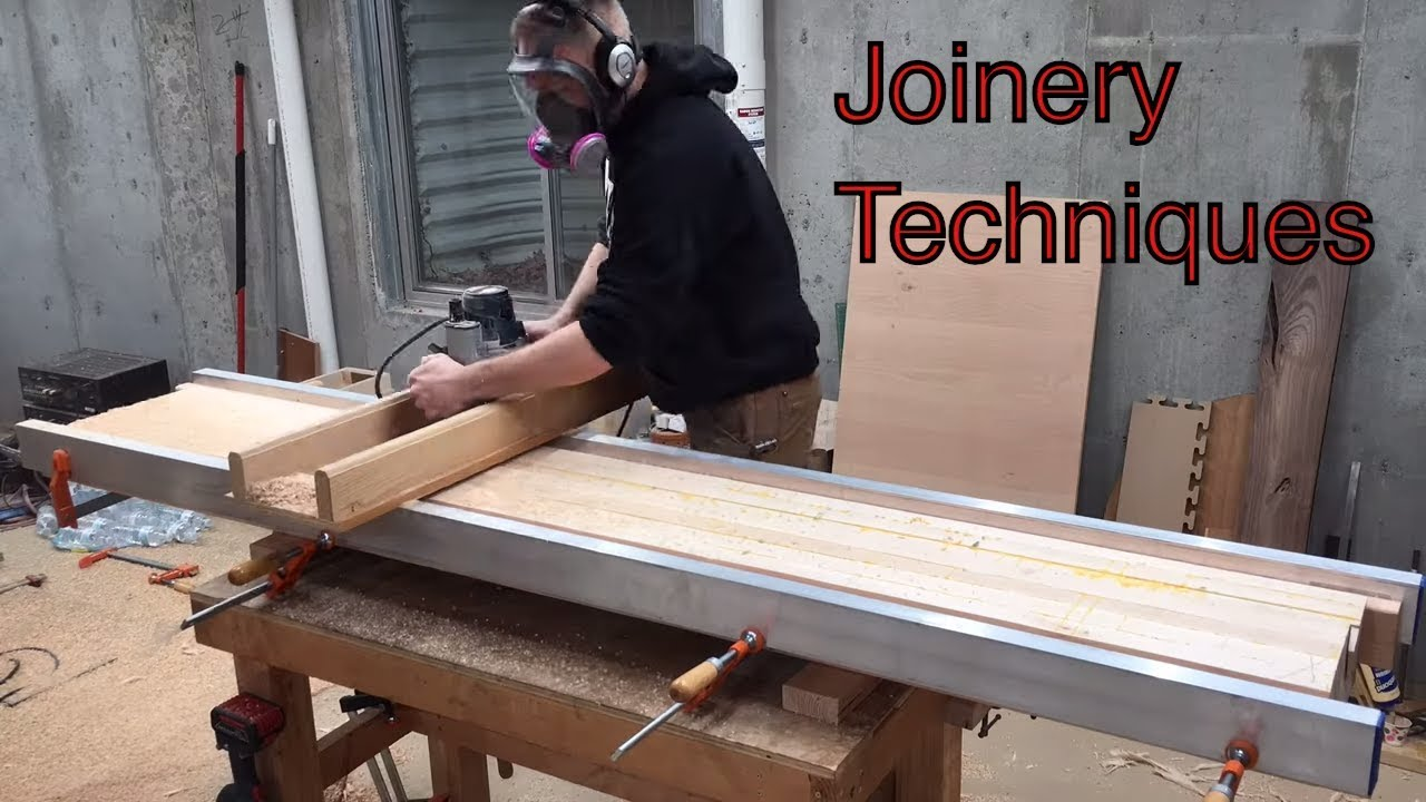 Woodworking Workbench 2 5 Making The Bench Top