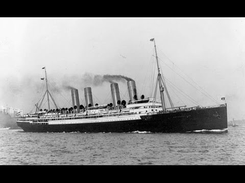 Famous Ocean Liners which held the Blue Riband 1st part