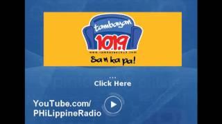 Tambayan 101.9 FM - DJ Chacha (January 13, 2012 FRIDAY) Last Caller