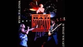 Watch Bad Company Burning Up video