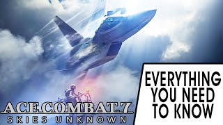 Everything You Need to Know About Ace Combat 7 in 4 Minutes