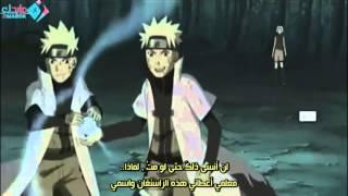 فلم ناروتو شيوبدن  road to ninja مترجم الجزء الخامس و الاخير