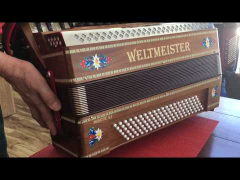 Newport couple shares passion for 'lively, cheerful' accordion music