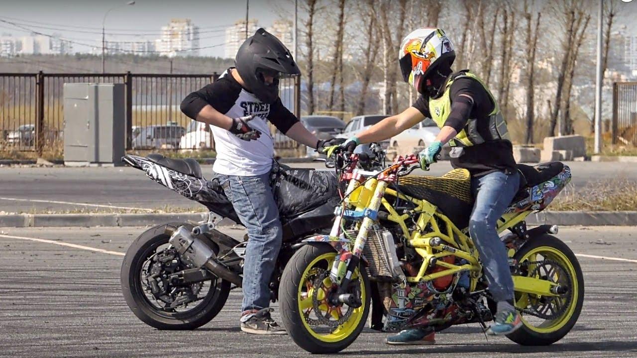 Stunt Riders Начать Обучение   мото байки купить в москве