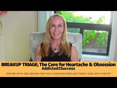 Breakup Triage: The Cure to Heartache and Obsession Master Class @Susan Winter with @Joel Brown from YouTube · Duration:  1 minutes 47 seconds