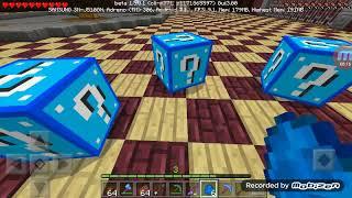 Blue Lucky Block (Minecraft)