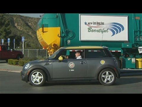 Los Angeles Saves With Hybrid and Plug-In Electric Vehicles