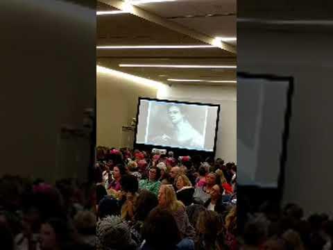 2018 Women march on Washington Ohio rally