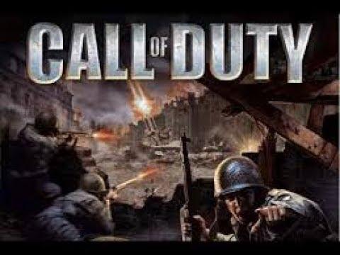 QUOI?  Call Of Duty 1 et encore vivant sur PS3