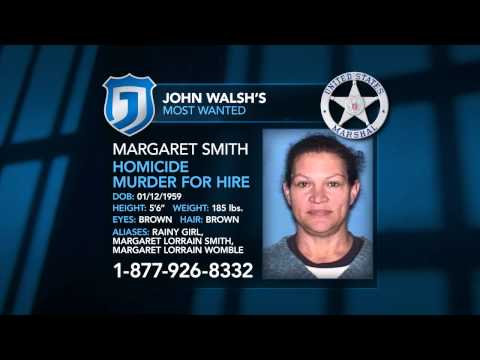 Margaret Smith  John Walsh's Most Wanted  Justice Network