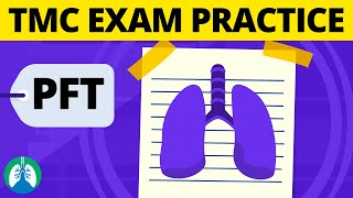 Pulmonary Function Testing (PFT) TMC Practice Questions | Respiratory Therapy Zone