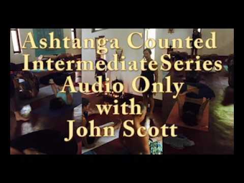 Ashtanga: Counted Full Intermediate Series with John Scott (Audio Only)