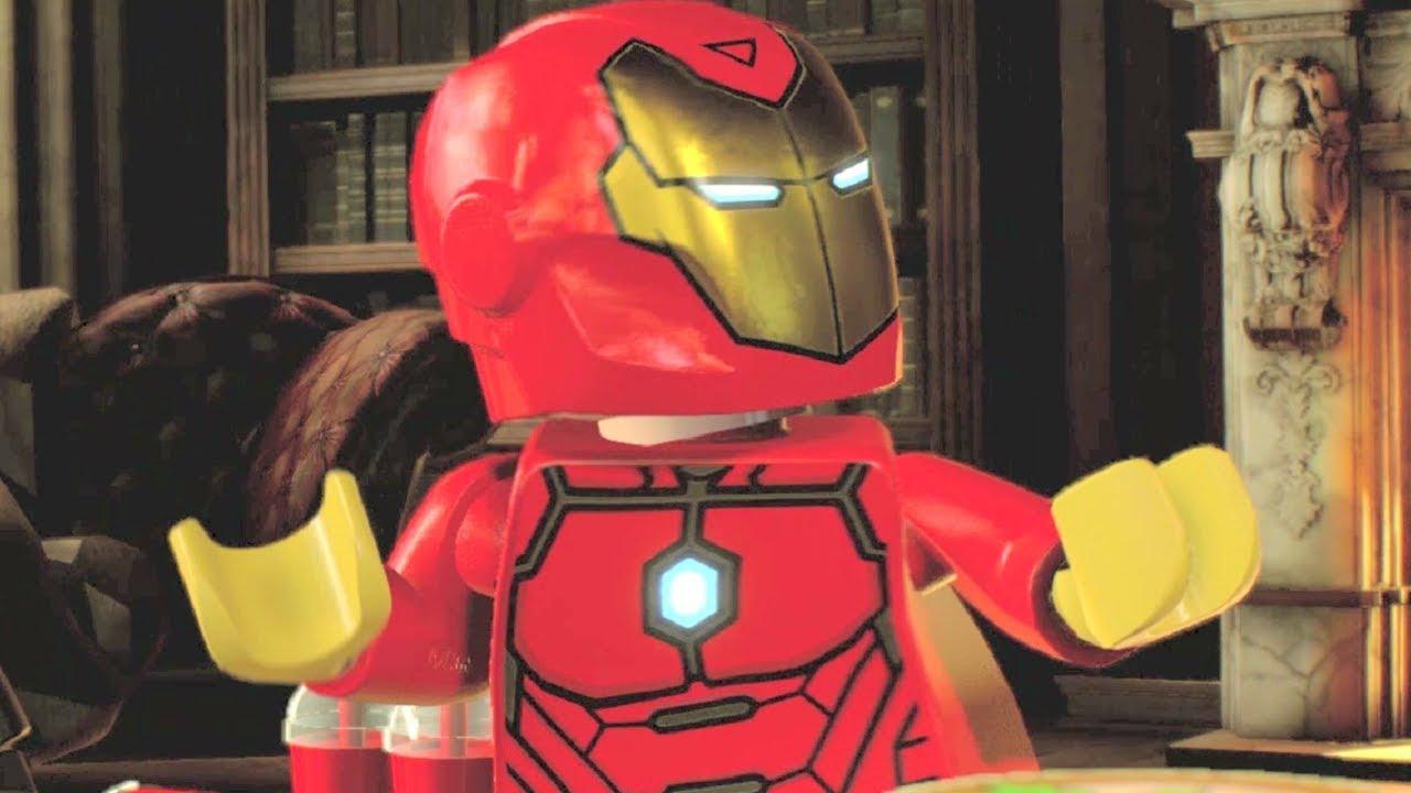 lego marvel superheroes game guide