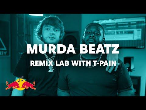 Murda Beatz - Remix Lab With T-Pain | Red Bull Music