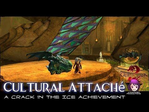 ★ Guild Wars 2 ★ - Cultural Attaché achievement