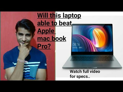 MI notebook pro 2017. Specs, price, compititor, launch date in India.