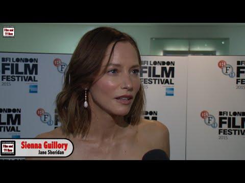 Sienna Guillory London Film Festival Premiere