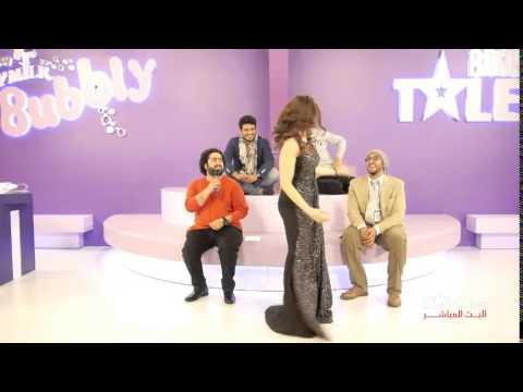 البث المباشر الرابع - ريا تستضيف علي جابر  ورابحي الحلقة الرابعة من النصف نهائيات - Arabs Got Talent