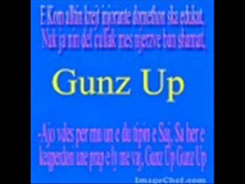 Noizy GUNZ UP LYRICS