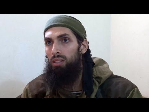 Behind the lines with Western jihadis in Syria