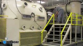Vacuum Metallizing Process - Dunmore Corporation