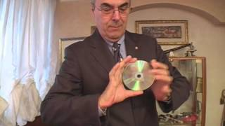Color Change CD by Domenico Dante. Изменяющие цвет CD