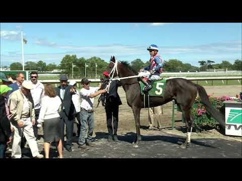 video thumbnail for MONMOUTH PARK 6-14-19 RACE 6