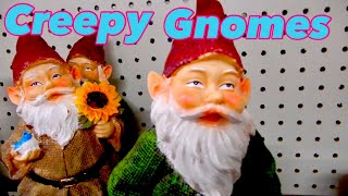Garden Gnomes Prank