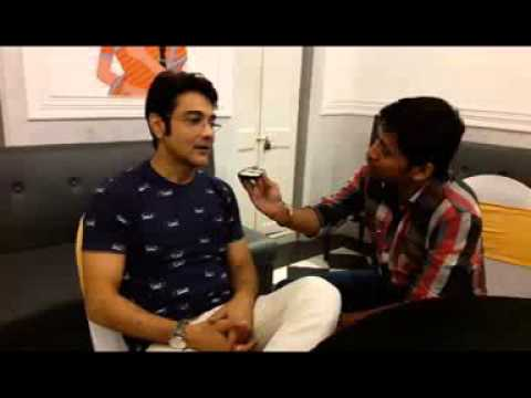 Prosenjit Chatterjee with Rj Animesh on 91.9 Friends Fm kolkata