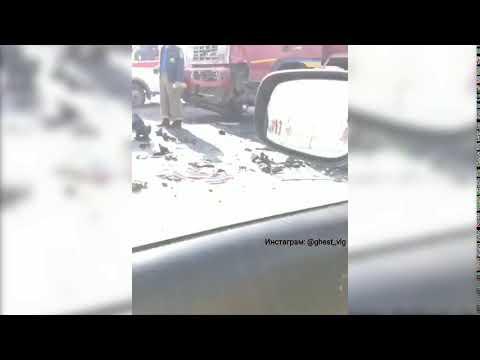 Авария в Иловлинском районе Волгоградской области 8 сентября 2019 года