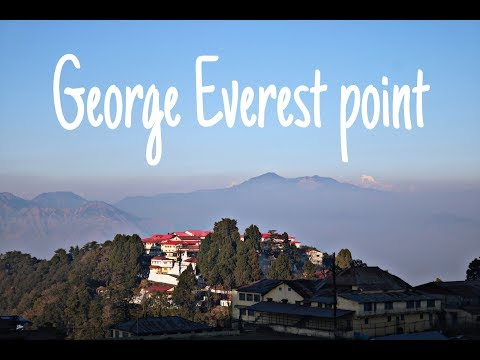George Everest House Ride | ACTIVA 125CC | HAUNTED SUCIDIAL POINT 2018